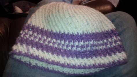 A girls hat