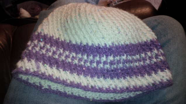 A girls hat