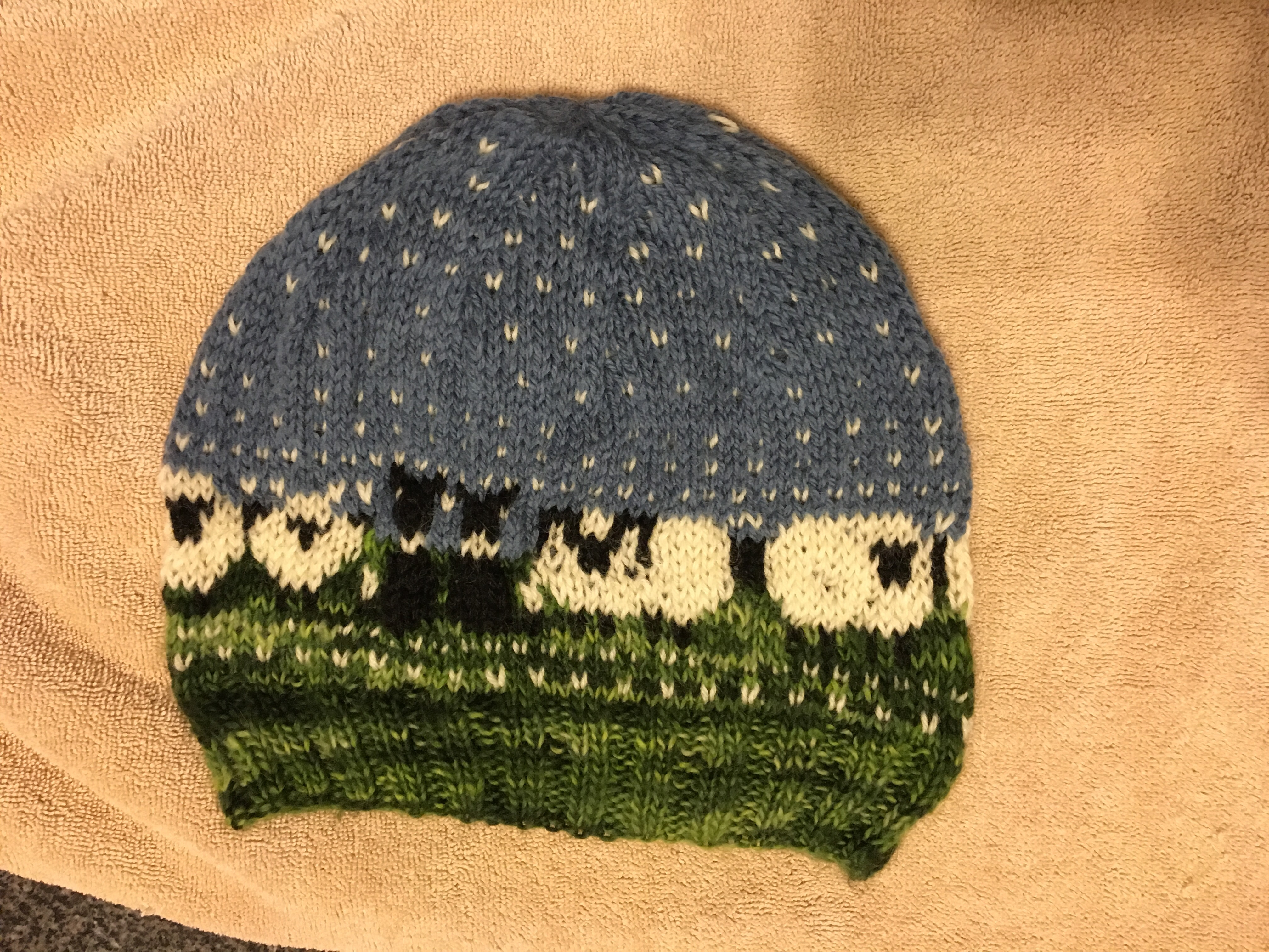 The Baable Sheep Pattern – The Modern Ranch Wife
